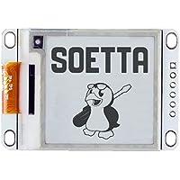 "Soetta ePaper/eInk SPI Display Module (1.54"" Black & White SPI Display)"