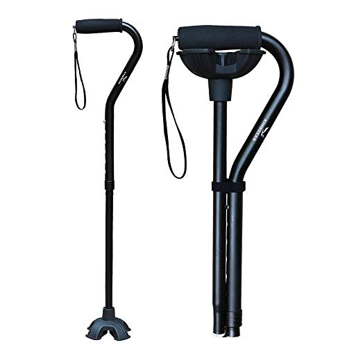 KingGear Adjustable Cane for