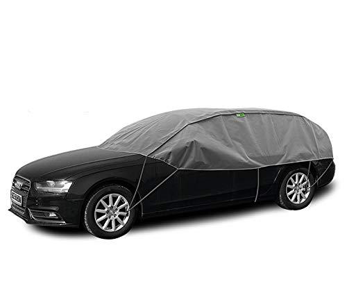 Winter L-XL Schutzplane Sonnenplane Schutz vor Sonne und Frost geeignet f/ür Audi A4 Avant B9