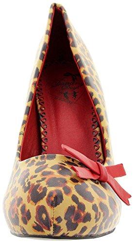 Days BND255 Dancing HONEY Heels leopard High MONEY by Banned dqnPn0aCw