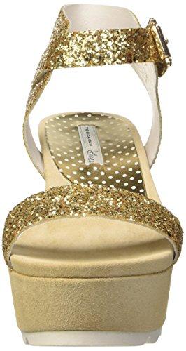 Tosca Blu Opale - Sandalias Mujer Dorado - Gold (ORO C98)