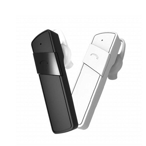 Price comparison product image Mini Portable Bluetooth 4.1 Headphone Wireless Stereo Handsfree Headset Music Earphone Car Driving Earbunds with Mic for iPhone 7 6 6S Plus 5 5C 5S SE 4 4S Galaxy S7 S6 S5 S4 S3 LG HTC (White)