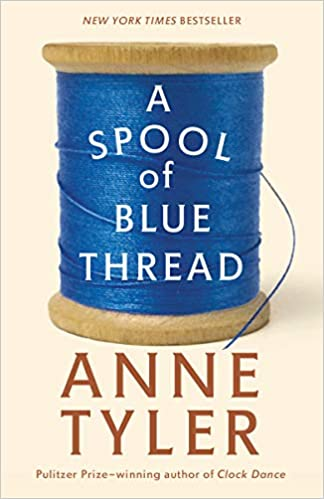 Image result for anne tyler a spool of blue thread