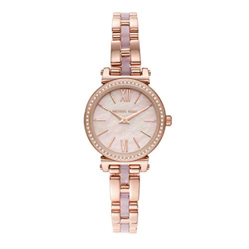 Michael Kors Petite Sofie Stainless Steel Watch