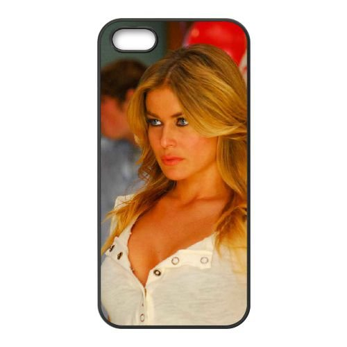 Disaster Movie 3 coque iPhone 5 5S cellulaire cas coque de téléphone cas téléphone cellulaire noir couvercle EOKXLLNCD23246