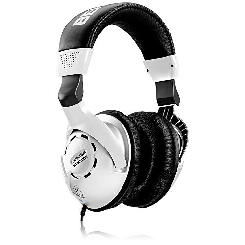 Behringer HPS3000 Studio Headphones (Best Drum And Bass Set Ever)