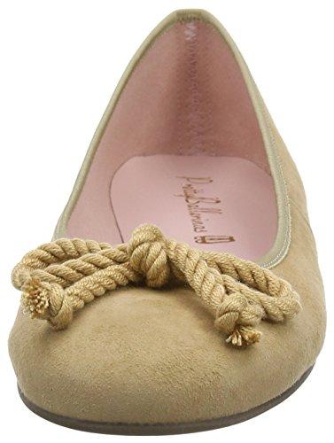 Ballerine Ballerinas 35663 Verena Beige Pretty Donna Angelis paqxSS0