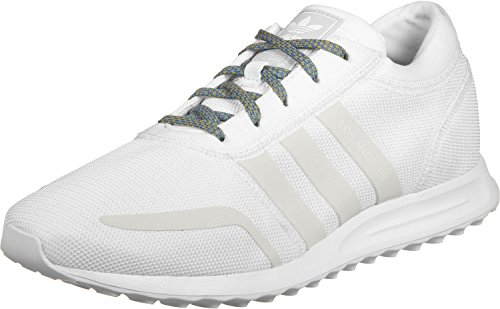 Adidas Chaussure Los Angeles Blanc Bas De Col (solide Gris Chaussures / Hgl)