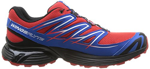 Course Chaussure SS15 Wings Salomon Flyte Red Trial Etvxwa