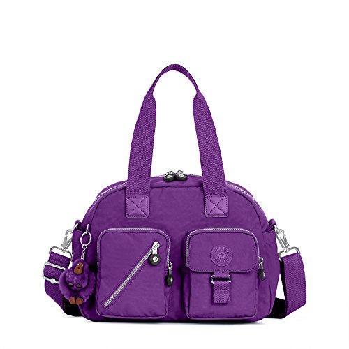 Kipling Women's Defea Handbag One Size Tilepurple