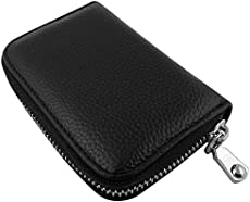 Business card holder case box premium professional leather business card holder case box premium professional leather business card holder case stainless steel frame keep cards magnetic snap black best rfid colourmoves