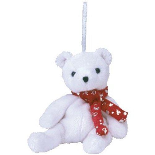 Ty Jingle Beanies - 2000 Holiday Teddy