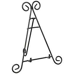 Home Decor 6555-02 12 Decorative Easel, Black