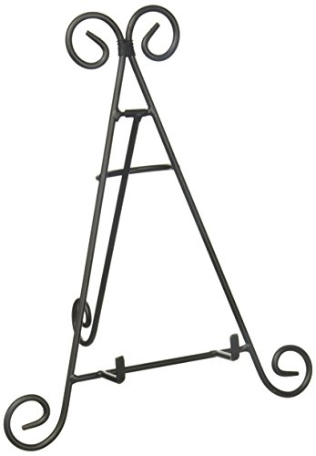 Darice 6555-02 Decorative Easel-Black-12