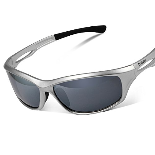 Duduma-Polarized-Sports-Sunglasses-Sports-Wrap-for-Running-Cycling-Fishing-Golf-Tr90-Unbreakable-Frame-silverblack