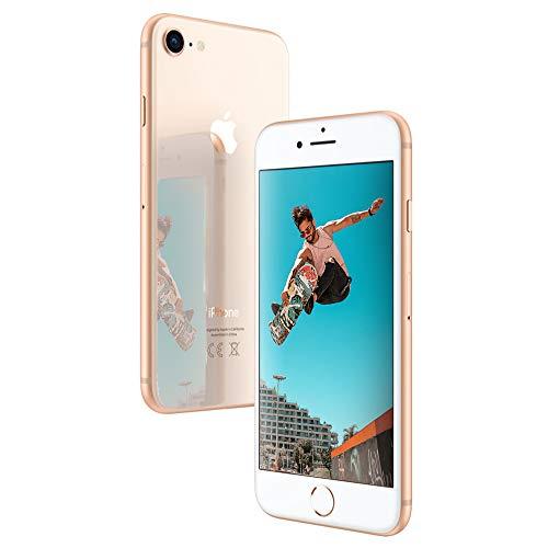 Apple iPhone 8 256GB Gold LTE Cellular MQ7H2LL/A
