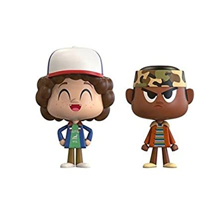 Funko VYNL: Stranger Things Dustin and Lucas Collectible Vinyl Figures: Stranger Things: Toys & Games
