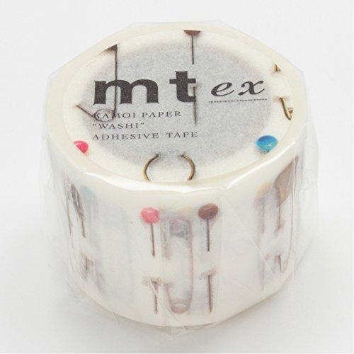 Masking Pin Tape Washi MTEX1P59 R Pin Ex Dress Mt Safety vfZqF7HR