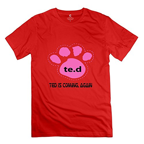 Men Create A Slim Fit T-shirt/2015 Ted 2 - 2 Stores Tysons