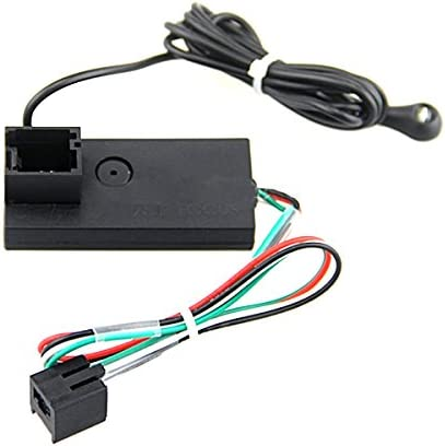 Adanse 2 Pcs Waterproof Car LED Dynamic Turn Signal Light Rearview Mirror Indicator Blinker for Focus 3 MK3 3.5 MK3.5 2011-2018 Black