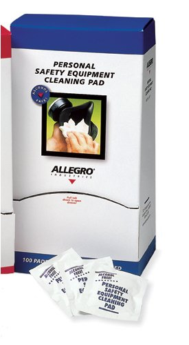 Allegro 3001 Alcohol Free Respirator Cleaning