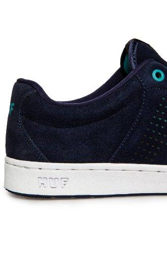 Huf Mens Nobile Sneaker Blu Marino