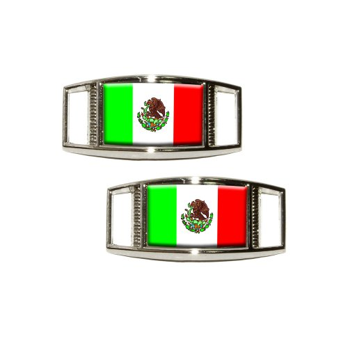 Mexican Sneaker Shoelace Rectangular Decoration