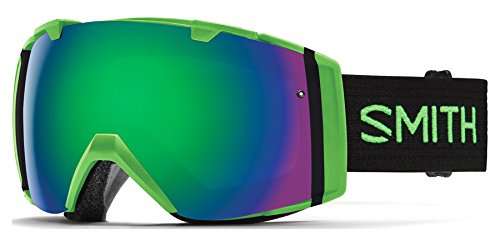 Price comparison product image Smith MOO638Y2599MK Y25 Reactor I/O Visor Goggles Lens Category 3 Lens Mirrored