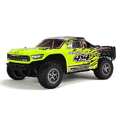 ARRMA SENTON 4X4 3S BLX Brushless 4WD RC Short Course for sale  Delivered anywhere in USA