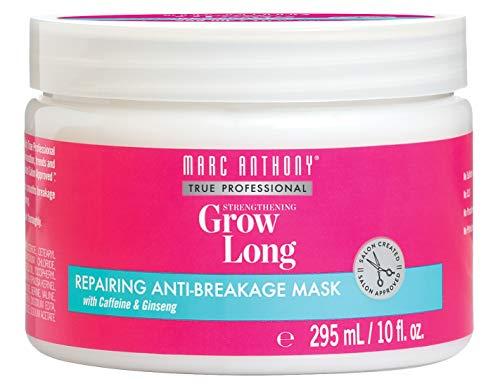 Marc Anthony Grow Long Repair Anti-Breakage Mask 10 Ounce 295ml 2 Pack