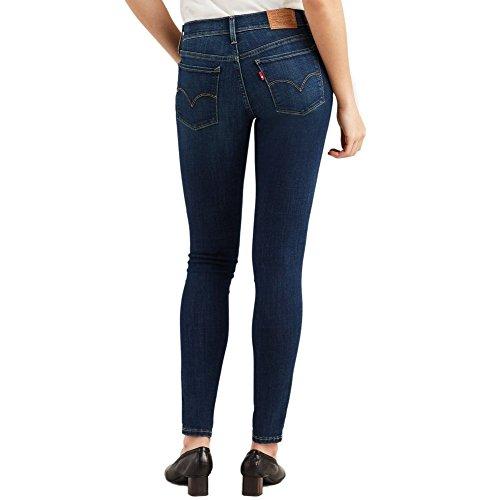 Azul Talla 30L Levis Pantalones 710 – Evolution 29W Skinny Super T2 0n8nxgv7