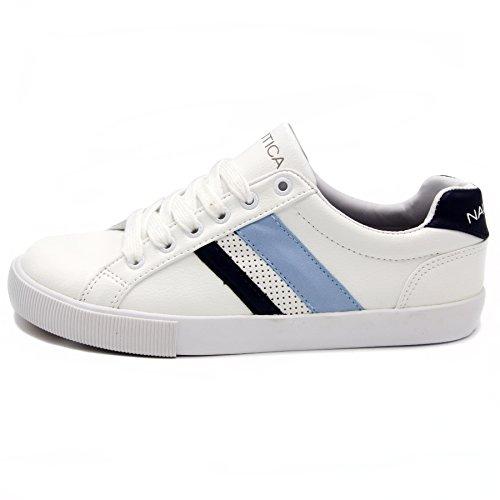 Fashion Steam up Lace Nautica Women Casual 4 Sneaker Shoes A4xpwX