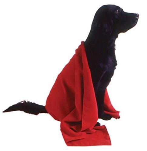 Aquis Hunde-Handtuch, Größe XL