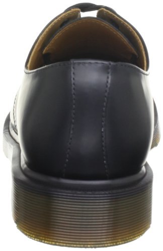 Smooth Martens Nero Unisex Dr 1461 – Scarpe black Adulto Stringate TRfwzqv
