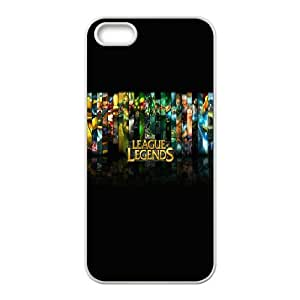 Order Case Games League of legends For iPhone 5, 5S U3P353183