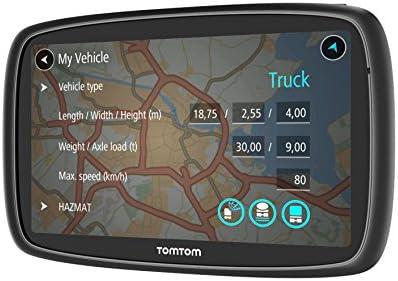 TomTom Trucker 6000 navegador 15,2 cm (6