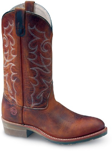 Double H 12 Inch DH1552 Mens Gel ICE Work Western (Double H Western Boots)