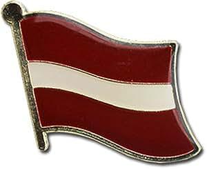 Latvia - National Lapel Pin