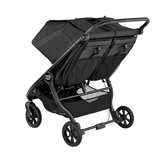 412Z5 - Baby Jogger City Mini GT2 Double Stroller, Jet