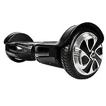 Hoverzon XLS Self Balancing Hoverboard, Black