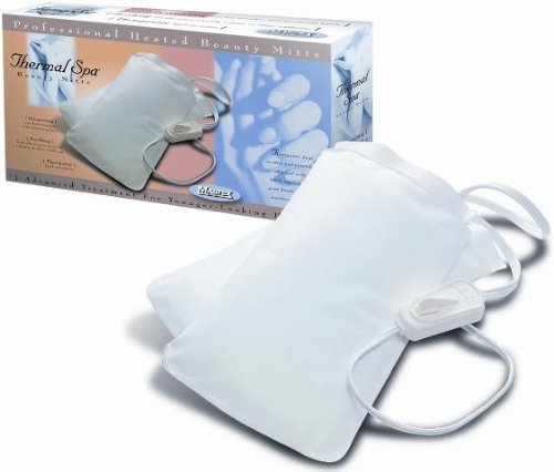 Thermal Spa Heated Mitts with Display Box #49143