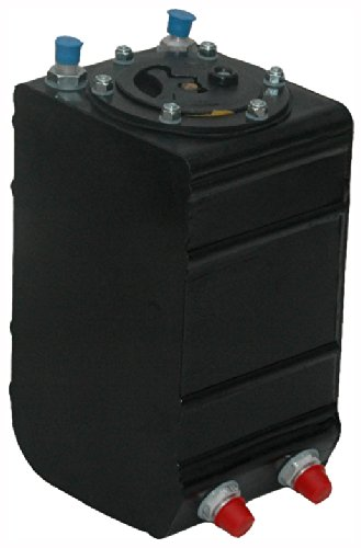RCI 1 GALLON DRAG RACING FUEL CELL W/ SAFETY FOAM, AND TANK BLADDER