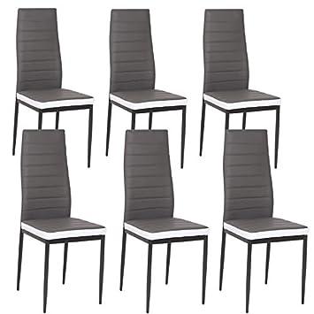 chaises de cuisine blanches lena avis