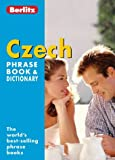 Czech Berlitz Phrase Book and Dictionary