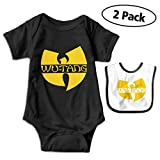 BenF Wu-Tang is for The Children Baby Onesie