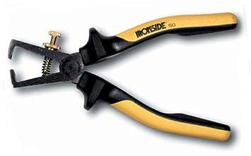 Ironside 121386 - Alicate Pelacables Ajust. Iro 160 Mm Bicom: Amazon.es: Bricolaje y herramientas