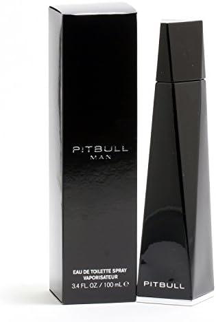Pitbull Man Edt Spray 3.4 OZ