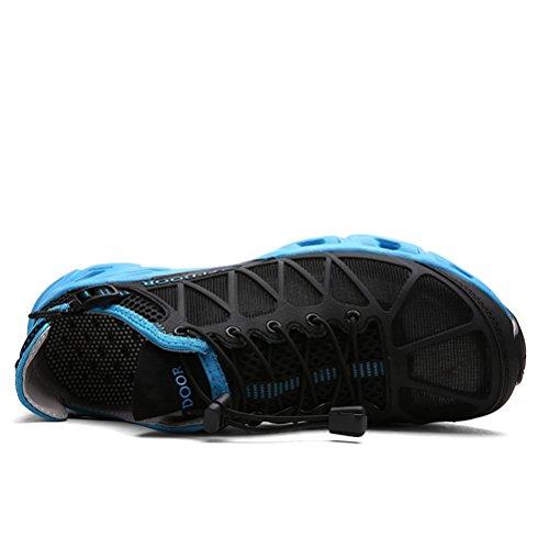 Scarpe Donna All'aperto Arrampicata Da Zpl Escursionismo Sportive Nero Trekking Sneakers 46xdqSw