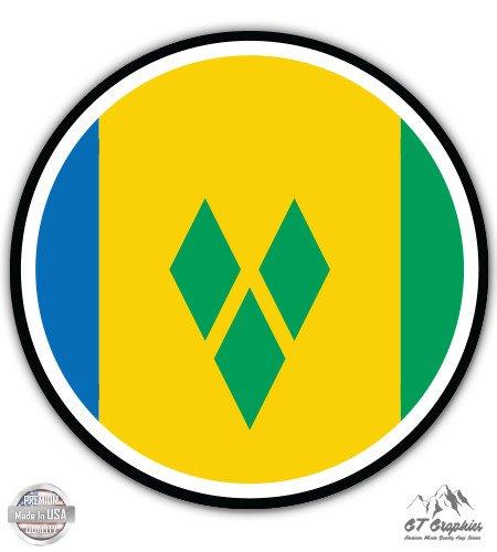 Grenadines Mug (Saint Vincent and the Grenadines Flag - 8