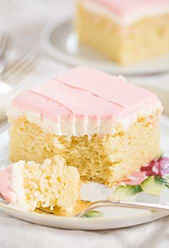 Gluten Free Yellow or White Cake Mix (Mix Cake White Low)